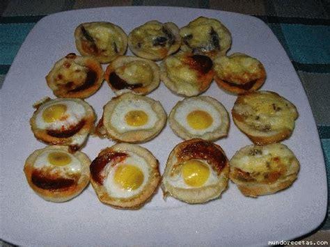 recetas de cocina r pidas minitartaletas saladas r pidas mundorecetas