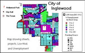 inglewood consolidated plan for 1995 executive summary