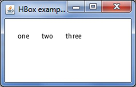 layout manager in javafx javafx scripting javafx layout managers part i hbox and