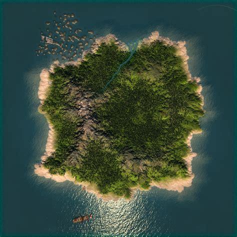 island top treasure island rpg map by tomasreichmann on deviantart
