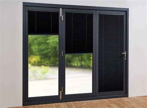 blinds for door blinds for external master doors 187 vufold
