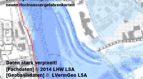 Mit Freundlichen Gr En Nicht Mehr Aktuell hochwassergefahrenkarten zeigen bernburger stadtgr 228 ben