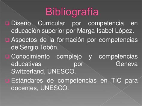 Diseño Curricular Por Competencias Sergio Tobon Dise 241 O Curricular Basado En Competencia Tarea 1