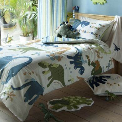 Dinosaur Room Love This Bedding Not Too Babyish Not To Dinosaur Bedding