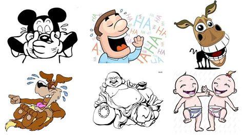 imagenes comicas riendo pintar la risa y las sonrisas pintura y artistas