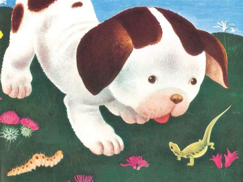 pokey puppy the poky puppy and his fellow golden books are turning 75 88 5 wfdd