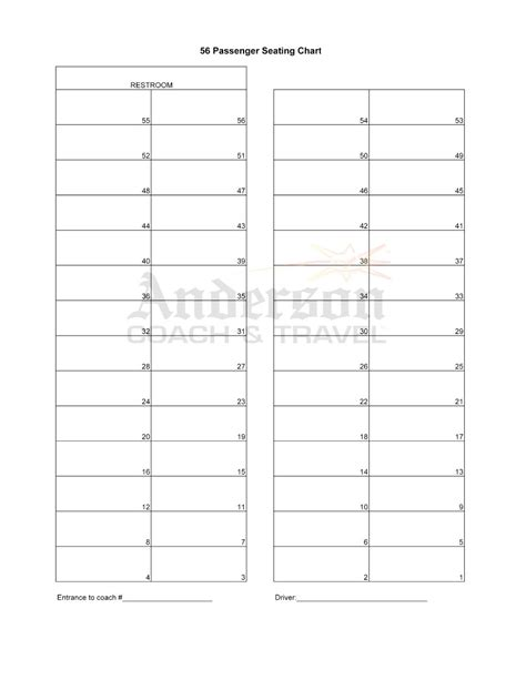 free seating chart template 40 great seating chart templates wedding classroom more
