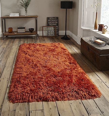 Polar Rug Value by Polar Pl95 Terracotta Rug On Sale Now From Only 163 23 50