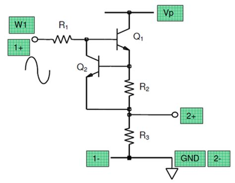 diode connected bjt diode connected bjt 28 images transistor diode model activity 6 bjt current mirror analog