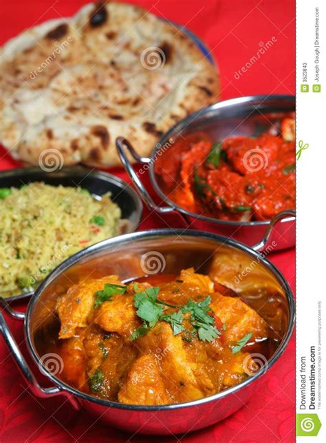 curry payment plan indian curry food meal stock photos image 3523843