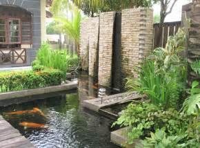 Home Garden Patio Outdoor Garden Wall Fountains Design Ideas Models Home