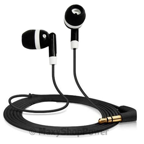 3 5mm Bass Ear Headphones Black maxy auricolare stereo bass headphones heardbus 3 5mm