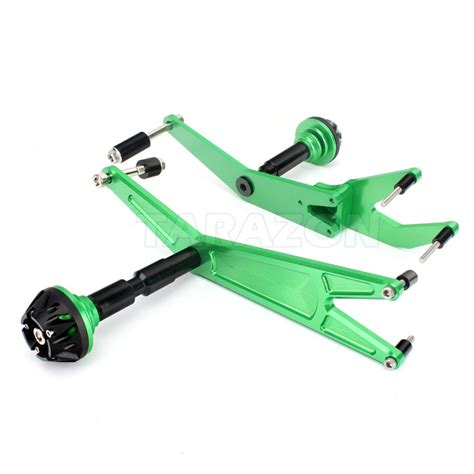 Frame Slider Kawasaki Z250 Readly All Collor 2 for kawasaki 250 2003 2015 frame sliders motorcycle slider sale buy 250 frame