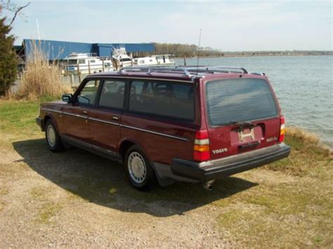 find   volvo  dl wagon  miles great condition  annapolis maryland united states
