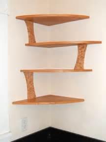Free Wooden Bookshelf Plans by Ein Modernes Eckregal F 252 R Ihre Wohnung Archzine Net