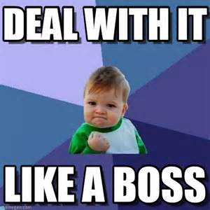 Deal Meme - deal with it success kid meme on memegen