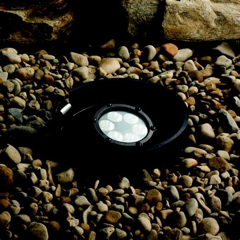 led landscape light 8 5 watt 60 186 led well light landscape lighting specialist