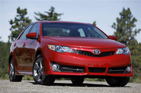 Toyota Camry 2013 Se 2013 Toyota Camry A Worth Considering Sedan For Your