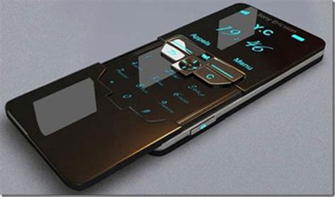» Phones of future Future technology
