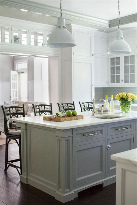 17 best ideas about gray island on grey kitchen island gray and white kitchen and