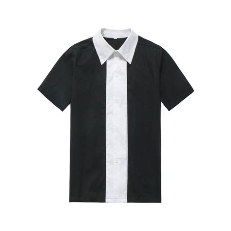 Kemeja Revival fifties style clothes revival 1950s shirts