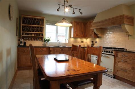 bespoke country kitchen housetohome co uk handmade oak bespoke country kitchens bespoke kitchens