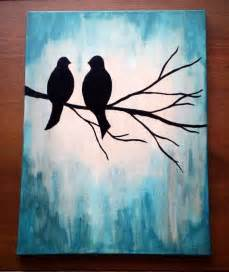 painting ideas canvas 25 best ideas about bird canvas paintings on pinterest tree canvas paintings bird canvas and