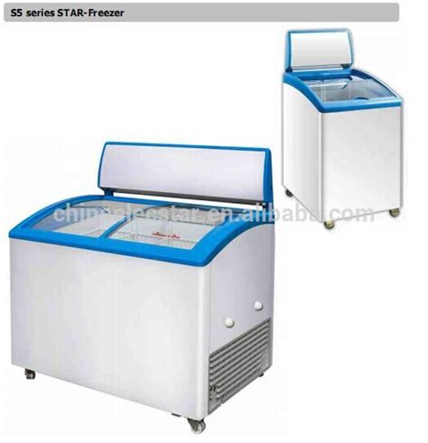 Daftar Freezer Box Mini small freezer sd151 curved glass freezer mini freezer 2 view small
