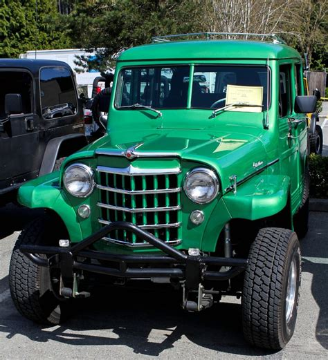 willys jeep truck green 17 best images about willys wagons on pinterest wagons