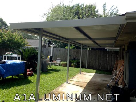 Steel Patio Kits by Patio Covers 187 A 1