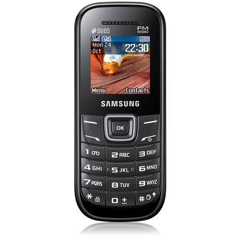 dual sim mobile phones samsung samsung e1207t cheapest dual sim mobile phone in india