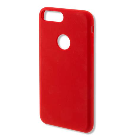 4smarts Cupertino Silicone Case for iPhone 7 Plus (red) Price ? Dice.bg