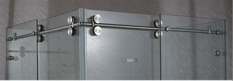 Bathroom Glass Door Fittings China Glass Shower Room Sliding Door Fittings China