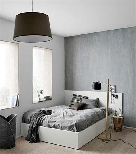 schlafzimmer gestalten grau jugendliches schlafzimmer modern gestalten