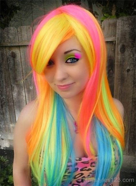 emo hairstyles for long hair girls emo hairstyles page 4