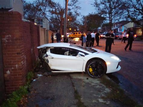 lamborghini crash teen celebrity news justin bieber crashes lambo in los