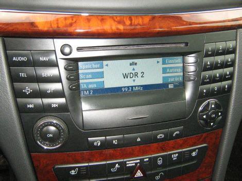 Motorrad Navi Ja Oder Nein by Audio 50 Aps Mit Bda Und Navi Software W 211 219 Biete