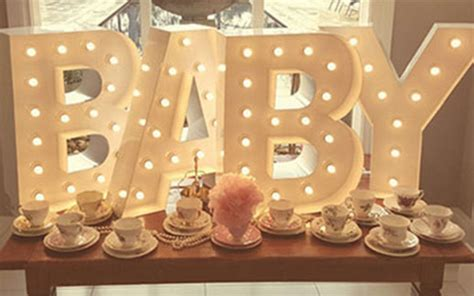 up letter to my baby baby letters light up letter co