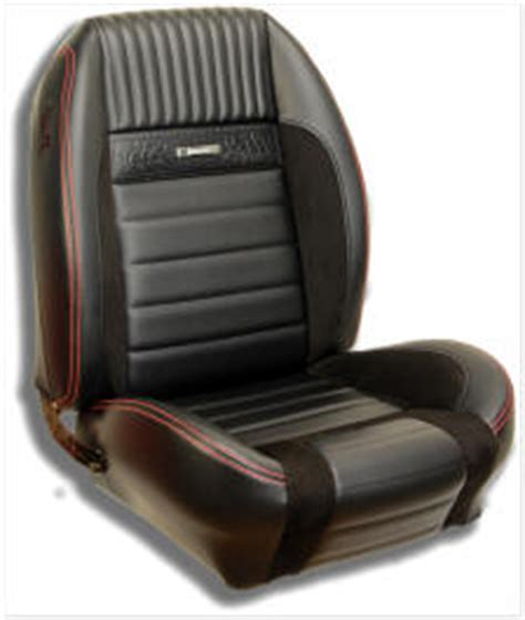 R R Upholstery by Classic Mustang Tmi Sport R Upholstery Kit Free Shipping
