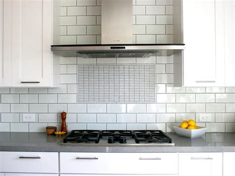 backsplash tile for white kitchen photos hgtv