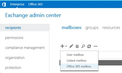 Office 365 Mail Create Account Testing A New Exchange Hybrid Configuration With Office 365