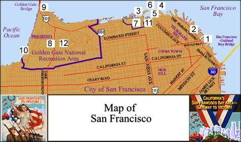 san francisco map of the world flat map san francisco world war ii in the san francisco