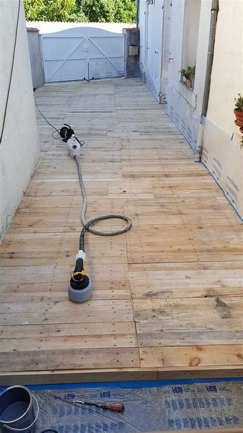 diy patio pallet floor pallet ideas recycled upcycled