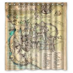 harry potter curtains home decorative curtain harry potter the marauder s map shower curtian bath curtain 66