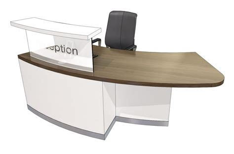 Reception Counter Desk by Classic Reception Desks Classic Reception Counters 163