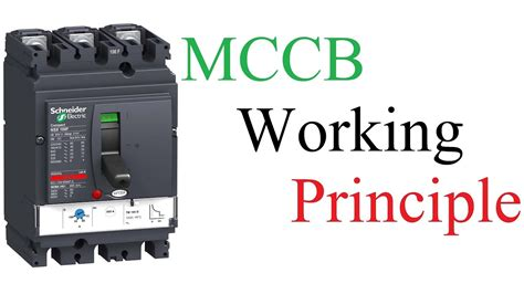 mcb mccb moulded circuit breaker electrical