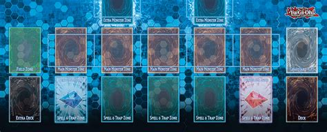 yugioh card zones template viz shonen jump the world s most popular