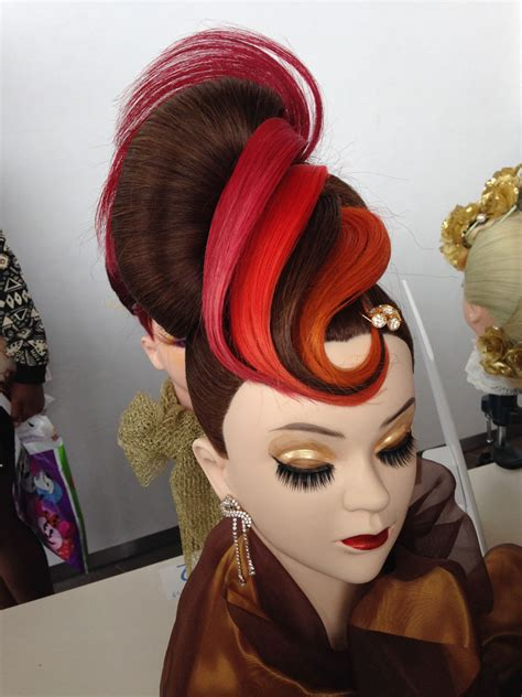 hairstyles to do on a mannequin tokyo take over cosmetology students go abroad career