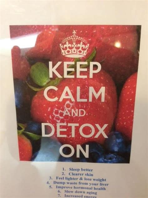 Keep Calm And Electronic Detox by 10 Tips To Keep You Healthy Erin Mills Optimum Health