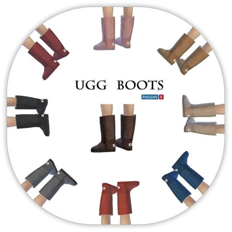 Home Decor Game by Paluean R Sims Ugg Boots Sims 4 Downloads